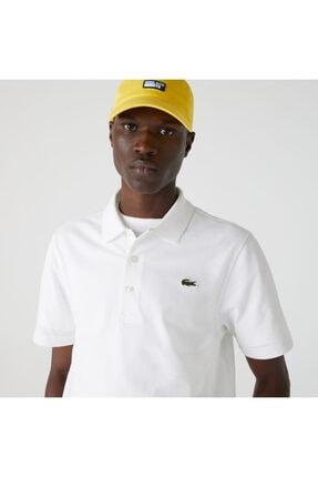 Lacoste Sport Erkek Beyaz Polo L1230