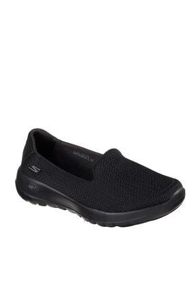 SKECHERS GO WALK JOY- SPLENDID Siyah Kadın Yürüyüş Ayakkabısı 100407980