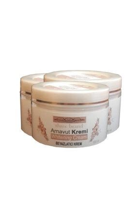 Three Brand Whitening Cream 100ml Arnavut Kremi Aklık Kremi 3 Adet