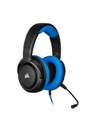 Corsair Mavi Mikrofonlu Kulaklık Corsaır Hs35 Stereo Ca-9011196-eu