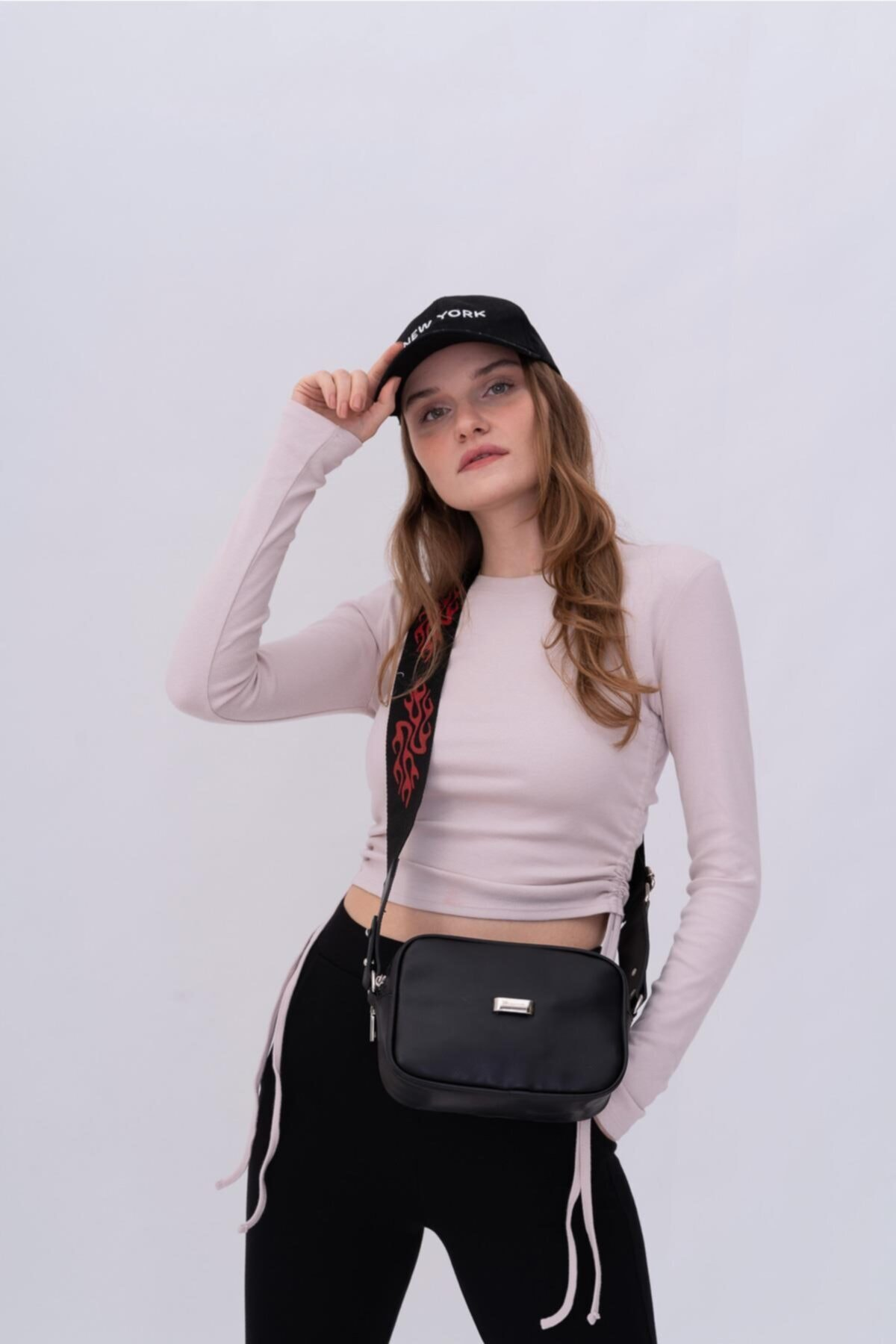 Shule Bags Kadın  Askılı Çanta 2