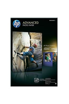 HP Fotoğraf Kağıt Glossy 10*15 cm 60 Adet 250 gr