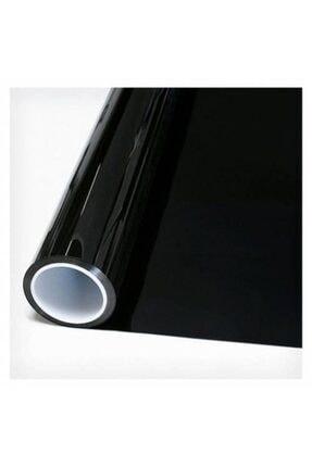 AUTOFOLYO Siyah Çizilmez Koyu Ton Cam Filmi-75 cm-5 Metre