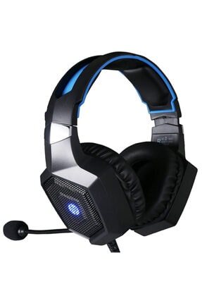HP Oyuncu Kulaklık H-320gs Usb Kablolu Orjinal 1 Kalite Mikrofonlu Işıklı 7.1 Surround