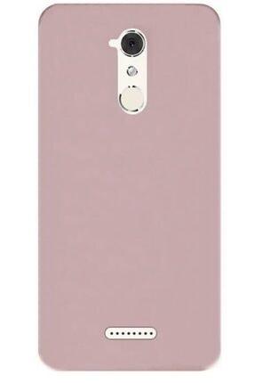 Magazabu Casper Via M3 Uyumlu   Kılıf Ince Silikon Premier + Cam Ekran Koruyucu- Rose Gold