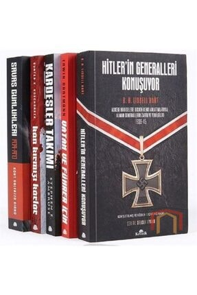 Kronik Kitap İkinci Dünya Savaşı Seti 5 Kitap Takım