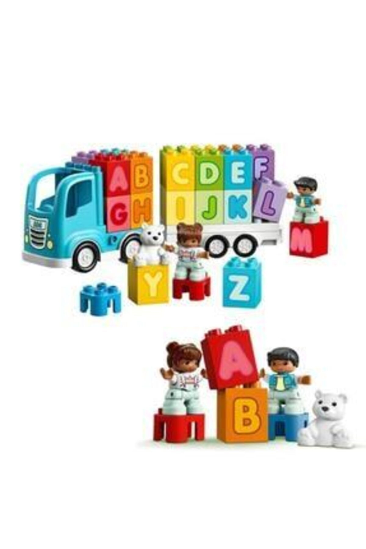 LEGO ® DUPLO® İlk Alfabe Kamyonum 10915 2