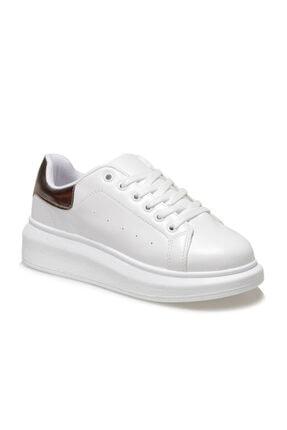 Torex CARMEN W 1FX Beyaz Kadın Sneaker Ayakkabı 101020386