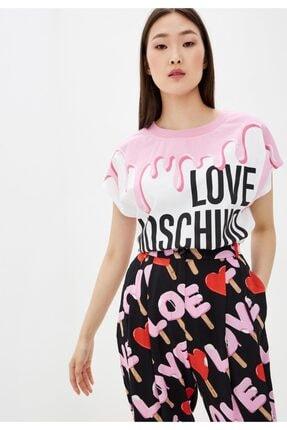 Love Moschino Love Moschıno Kadın T-shırt