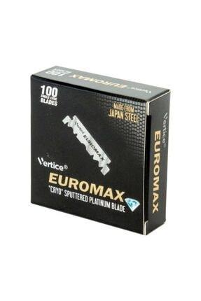 Fonex Euromax Platinum Japon Çeliği Jilet 100'lük Kutu