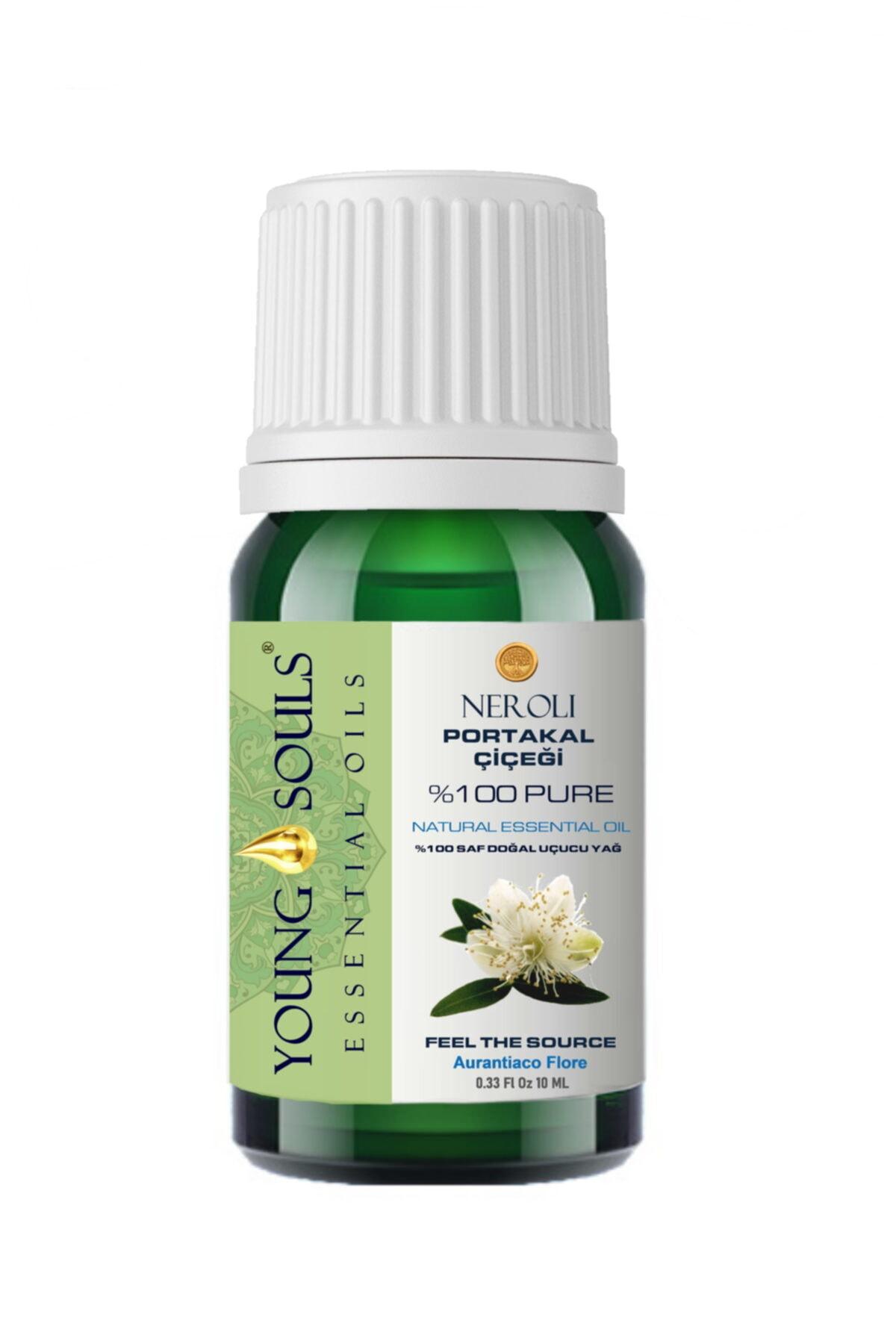 YOUNG SOULS Portakal Çiçeği Uçucu Yağ (essential Oil) Saf Natural 10 ml 1