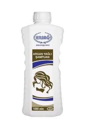 Ersağ Argan Yağlı Şampuan Bitkisel 1000 Ml 208