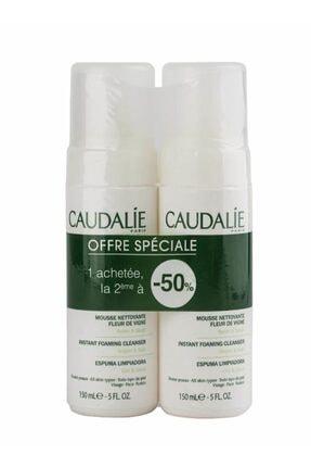 Caudalie Instant Temizleme Köpüğü 2 Li 150 ml Özel Teklif