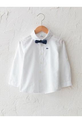 LC Waikiki Erkek Çocuk Beyaz Gömlek