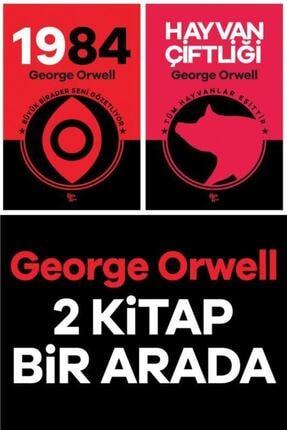 Halk Kitabevi George Orwell 2 Kitap Bir Arada 1984 Ve Hayvan Çiftliği
