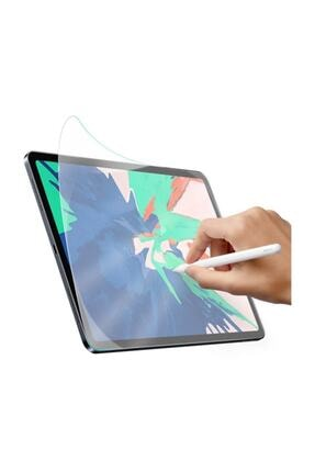 Baseus Ipad Pro 11 Inch 2018 Paper Like Film Darbe Emici Pet Ekran Koruyucu Şeffaf