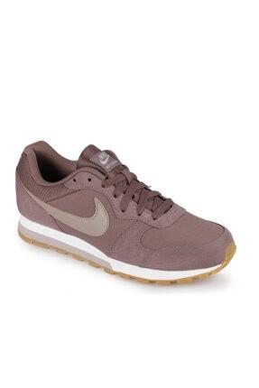 Nike Md Runner 2 Kadın  Kahverengi Spor Ayakkabı