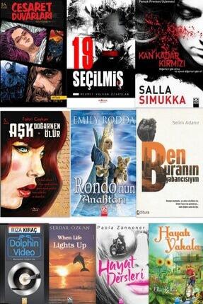 Altın Kitaplar En Sürükleyici Gençlik Ve Macera Romanları Seti 10 Kitap