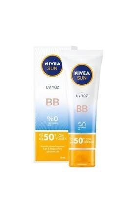 Nivea Sun Bb Spf 50+ Uv Yüz Kremi 50 ml
