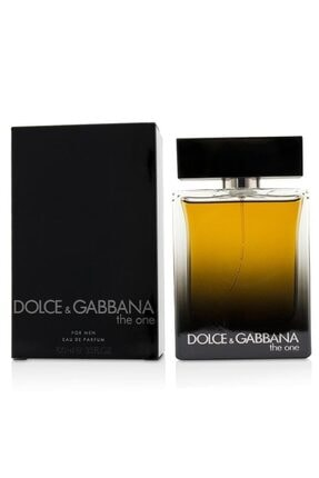 Dolce Gabbana The One Edp 100 ml Erkek Parfüm 3423473021360