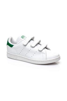 adidas S75187 Stan Smith Cf Erkek Beyaz Günlük Ayakkabısı