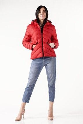PIQUE Kadın Kırmızı Şişme Mont
