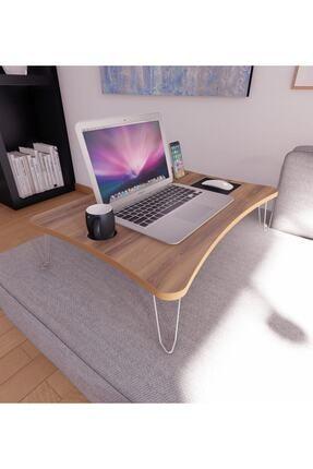 DİWWA Empoli Katlanır Laptop Sehpa Çalışma Kahvaltı Masası Mdf