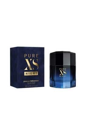 Paco  Rabanne Pure Xs Night Edp 100 ml Erkek Parfümü 3349668573844