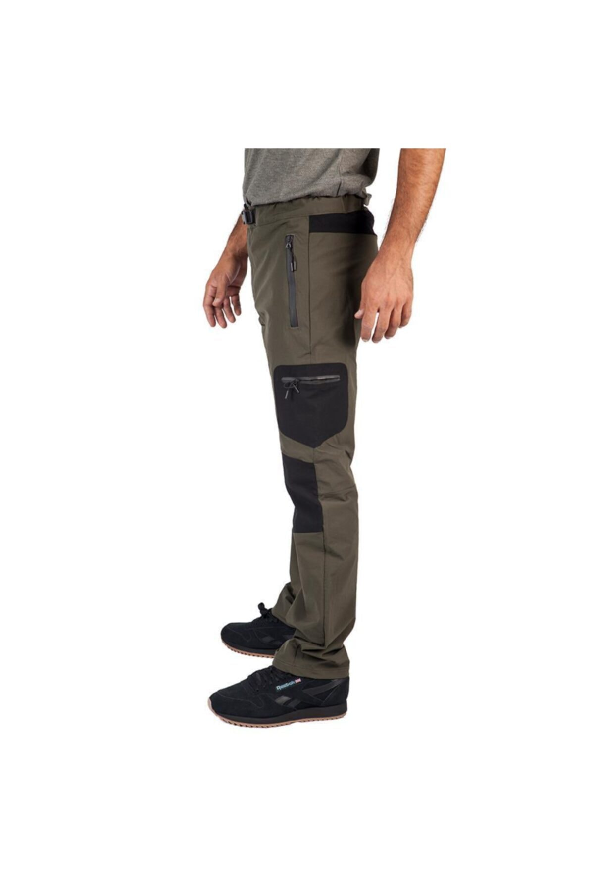 Exuma Erkek Haki Outdoor Pantolon 2