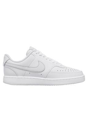 Nike Cd5434-100 Court Vision Low Ayakkabı