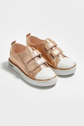 LC Waikiki Kız Çocuk Bronz J5U Sneaker
