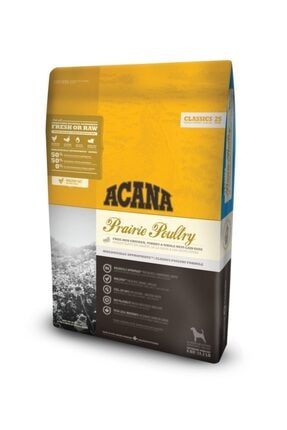 Acana Classics - Prairie Poultry Köpek Maması 11,4 Kg