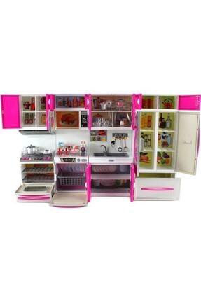 Toysan Kdd Mutfak Seti 4 Lü Pilli Işıklı Oyuncak