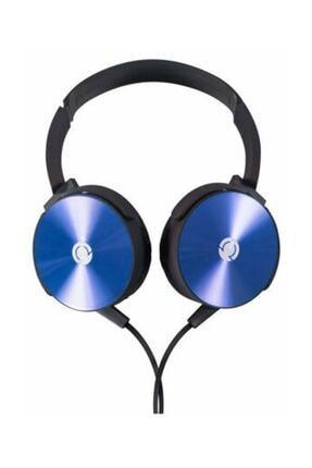 Preo My Sound Ms09 Kablolu Kulakustu Kulaklık Mavi