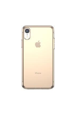 Baseus Iphone Xr.6.1 Uyumlu Simple Şeffaf Gel Darbe Emici Silikon Kılıf