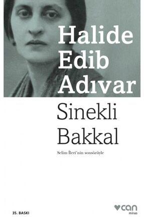 Can Yayınları Sinekli Bakkal - Halide Edib Adıvar