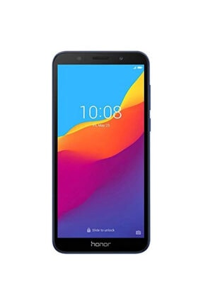HONOR 7S 16 Gb Mavi Cep Telefonu (Honor Türkiye Garantili)