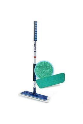 Silva Islak Bezli Mop Set ( Mop Bez Mop Ağzı Ve Mop Sopasından Oluşur Set)