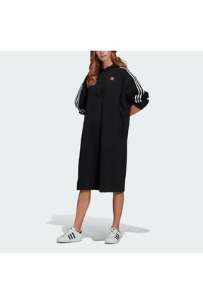 adidas Kadın Siyah Hoodıe Dress