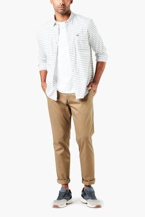 Dockers Erkek Signature Khaki, Slim Fit 5940700100