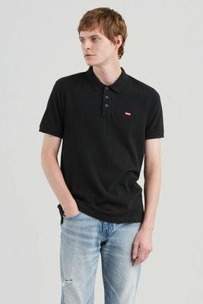 Levi's Erkek Siyah Pamuklu Tshirt 24574