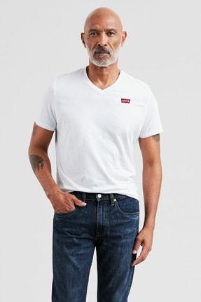 Levi's Erkek Beyaz T-Shirt