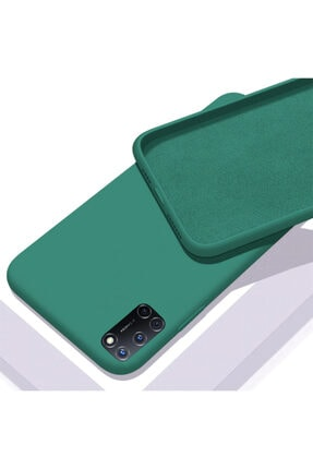 Deilmi Oppo A72 Uyumlu Lansman Renkli Silikon Kılıf