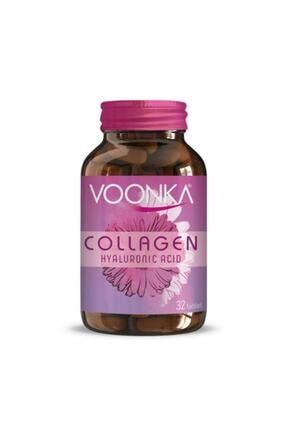 Voonka Collagen Hyaluronic Acid Kollajen 32 Tablet