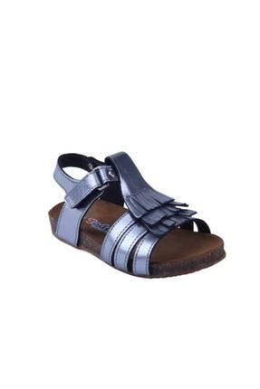 Toddler Kız Çocuk  Mantar Taban Sandalet 21-25