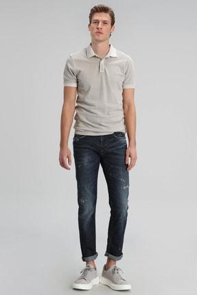 Lufian Erdos Fashion Jean Pantolon Slim Fit Indigo