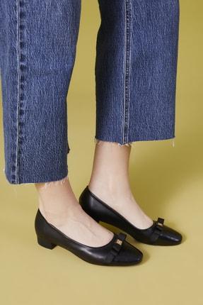Ziya , Kadın Topuklu Ayakkabı 111415 Z544016 Sıyah
