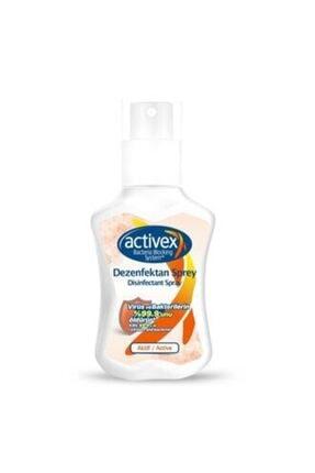 Activex Dezenfektan Spreyi Aktif 100 Ml