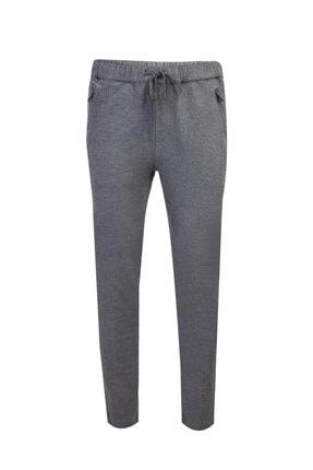 Kiğılı Slim Fit Beli Lastikli Ipli Jogger Pantolon