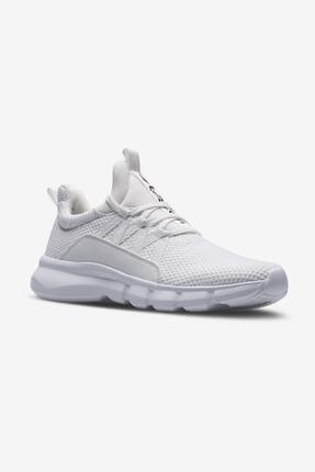 Lescon Beyaz Hellium Alpha Koşu Ayakkabı Erkek